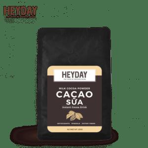 Bột cacao sữa nguyên chất